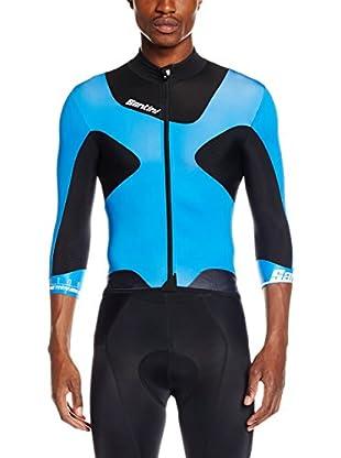 Santini Maillot Ciclismo Photon 2 3/4 Sleeve Aero