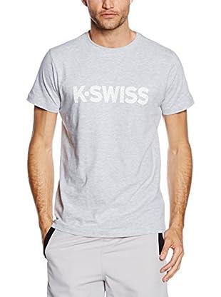 K-Swiss T-Shirt K Spell Out