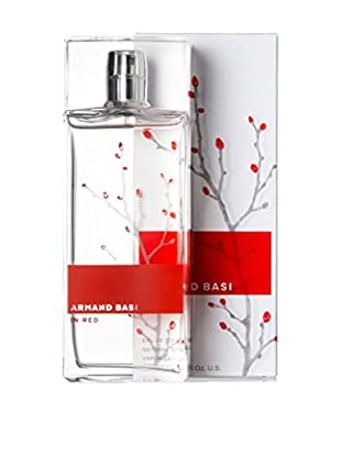 ARMAND BASI Armand Basi Eau de Toilette Damen In Red 100 ml, Preis/100 ml: 24.95 EUR