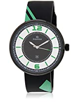 E-28456Pagb Two Tone/Black Analog Watch
