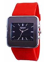 A Avon Sports Analog Black Dial Watch - 1001865
