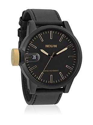 Nixon Uhr mit japanischem Uhrwerk Man Chronicle 48 mm