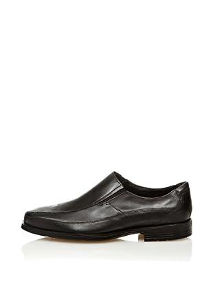 Rockport Zapatos Vestir Slip On (Negro)