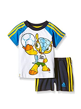 adidas Jungen Kombination I J Mascot Set