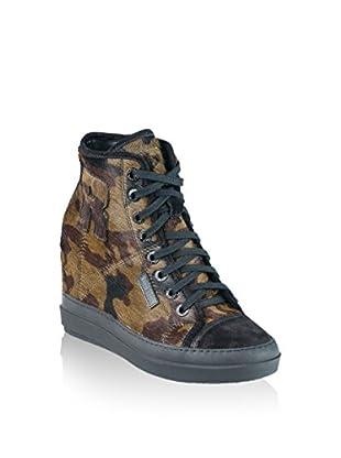 Ruco Line Sneaker Zeppa 4903 Horsy