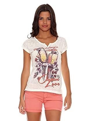 Cipo & Baxx Camiseta Rhianne (Crudo)
