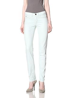 MILK Denim Women's Skinny Jean (Cool Mint)