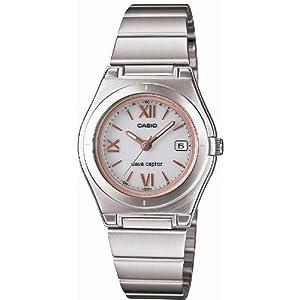 【クリックで詳細表示】[カシオ]CASIO 腕時計 WAVE CEPTOR ウェーブセプター タフソーラー 電波時計 LWQ-10DJ-7A2JF レディース: 腕時計通販