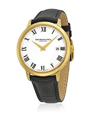 Raymond Weil Uhr mit schweizer Quarzuhrwerk Woman Wo 5369-P-00300 22.0 mm