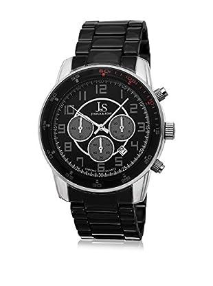 Joshua & Sons Reloj de cuarzo Man JS67SSB 45 mm