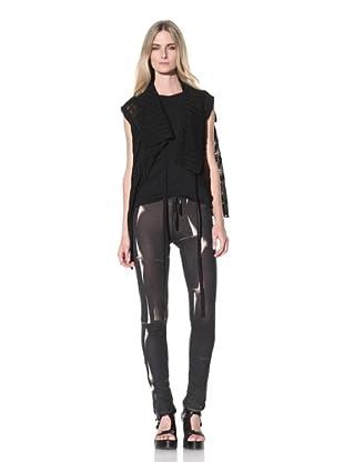 Ann Demeulemeester Women's Sweater Vest (Black)