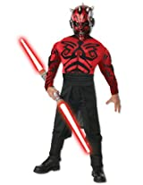 Star Wars Darth Maul Deluxe Costume Kit - Small