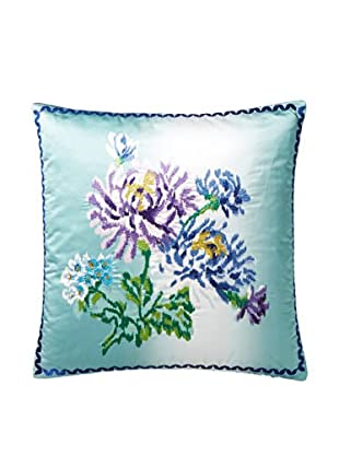 Designers Guild Chaneti Pillow (Lapis)