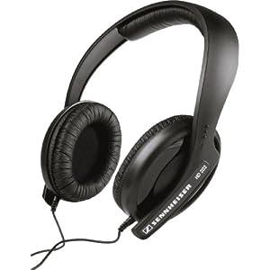 Sennheiser HD 202 II Professional Over-Ear Headphone (Black)
