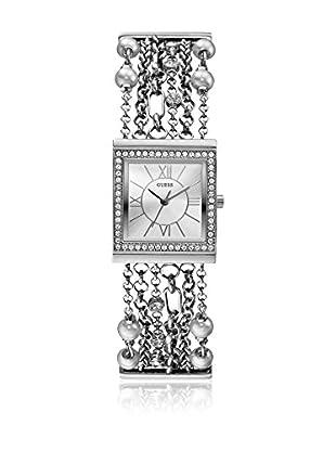 Guess Reloj de cuarzo Woman Plata 30 mm