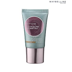 Maybelline Clear Glow Bright Benefit Cream - Nude