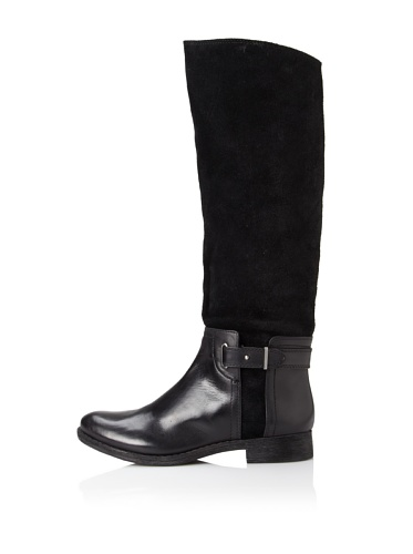 Rosegold Women's Nycole Long Boot (Black)