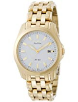Citizen Eco Drive Gold Tone Mens Watch Bm6732 51A