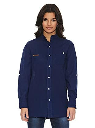 National Geographic Camisa Sidley (Azul)