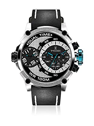Timecode Reloj de cuarzo Man Marconi 1896 Negro 46 mm