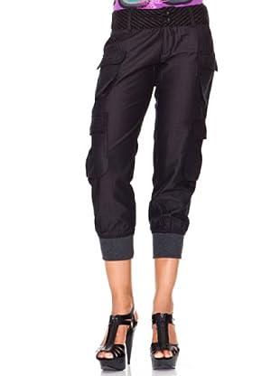Desigual Pantalón Mona (gris tormenta)
