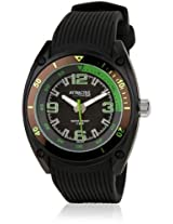 Q&Q Attractive Analog Black Dial Men's Watch - DB04J003Y