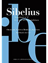 Sibelius: Symphony No. 2 Op. 43 [CD Book]