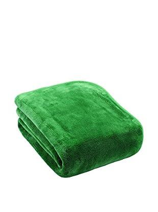 Mantas Mora Manta Pelo Caricia (Verde)