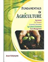 Fundamentals Of Agriculture