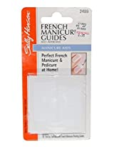 Sally Hansen Manicure Aides perfect French Manicure and pedicure for Nails 2489 , 1 pack