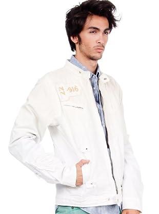Custo Jacke (Weiß)