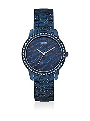 Guess Orologio al Quarzo Woman W0502L4 Blu