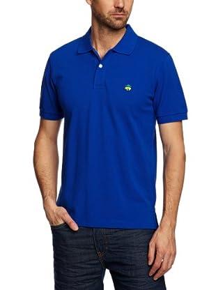 Brooks Brothers Polo Marshall (Azul)