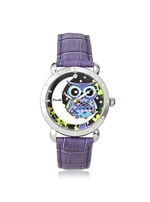 Bertha Women's BR3002 Ashley Purple/Multi Stainless Steel Watch
