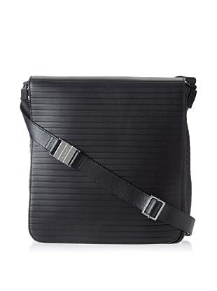 Dior Men's Flap Messenger Bag (Black)