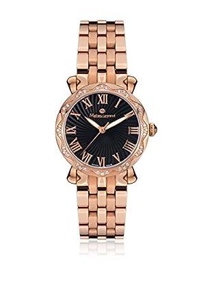 Mathieu Legrand Reloj con movimiento cuarzo suizo Unisex Mlg-2107D Les Vagues 30 mm