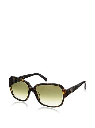 Fendi Women's FS5232R Sunglasses, Havana