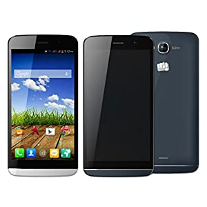 Micromax Canvas L A108 (White)