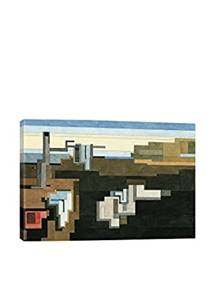 Adam Lister Gallery The Persistence of Memory Wrapped Canvas Print