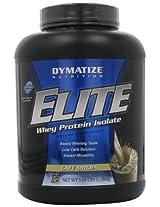 Dymatize Nutrition Elite Whey Protein Powder - 5.04 lbs (Cafe Mocha)