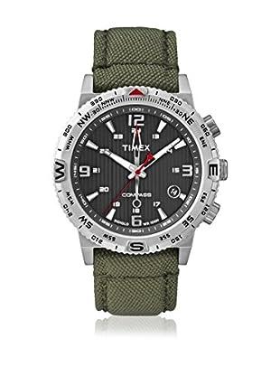 Timex Reloj de cuarzo Man Intelligent Compass 42.0 mm