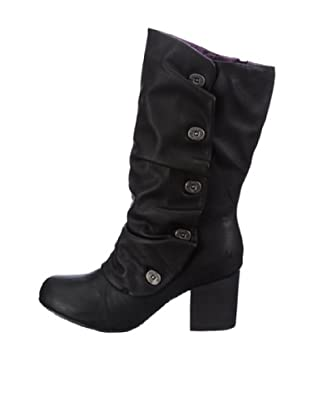 Blowfish Tight Boot BF2480 AU12, Stivali donna (Nero (Schwarz (black austin PU BF226)))
