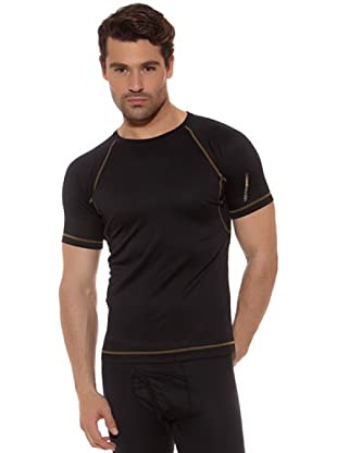 Unno Camiseta Thermal (Negro)