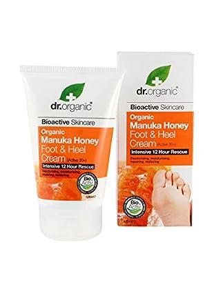 Dr Organic Crema Piedi Manuka Honey 125 ml