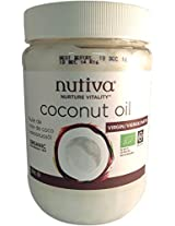 Nutiva Organic Coconut Oil, Virgin, 29 oz