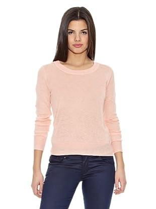 Springfield Jersey Bs-Round lino Sweater (Rosa)