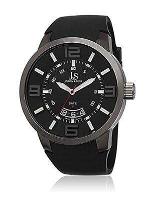 Joshua & Sons Uhr mit schweizer Quarzuhrwerk Man 49mm