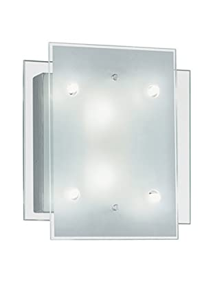 RELCO LIGHTING Lámpara De Pared Demetra 6 Chrome cromo/Transparente