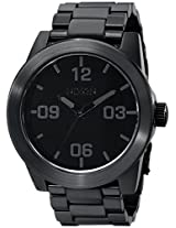 Nixon Men's A346001 Corporal SS Watch