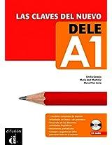 LAS Claves Del Nuevo Dele: Libro + CD A1